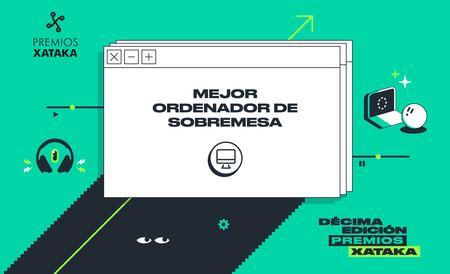 Mejor ordenador de sobremesa: vota en los Premios Xataka 2019