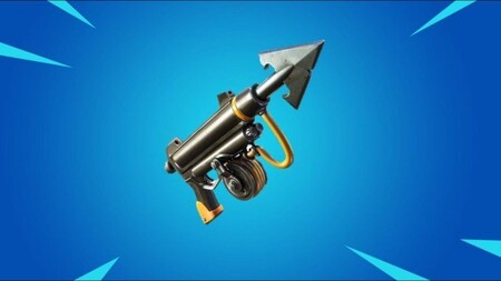 Pistola Arpon Fortnite