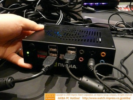 Primeros equipos con NVidia Ion antes de verano