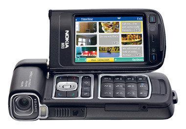 El Nokia N93 elegido móvil del año en Europa