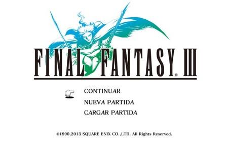 Pues sí, Final Fantasy III dará el salto a Steam