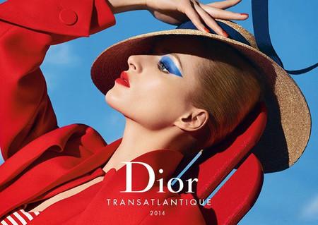 Quién no querría un viaje transatlántico con la nueva colección de Dior