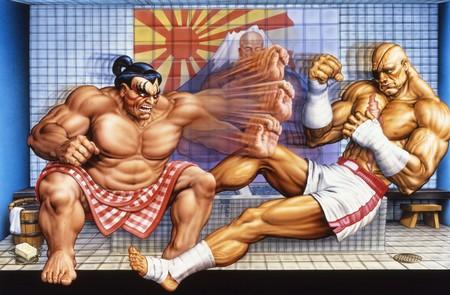 Street Fighter Ii Imagen Destacada Analisis Startvideojuegos