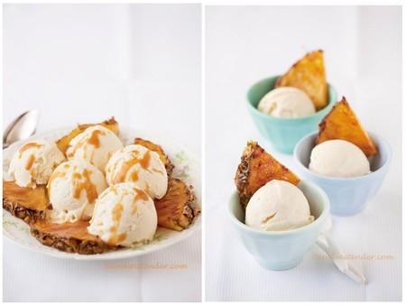 Paseo por la gastronomía de la red: ¿Hace calor? ¡Pues aquí tienes doce recetas de helado!