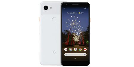 La llegada del Pixel 4a nos deja la generación anterior a precio de derribo: Google Pixel 3a por 299 euros