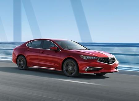 El nuevo Acura TLX llegará a México en junio, versión A-Spec incluida