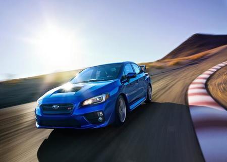 Auto Show de Detroit 2014: Subaru WRX STI