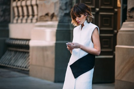 Chronicles Of Her Acler White Tunic Dress