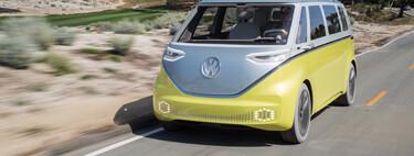 Volkswagen сделает ID Buzz реальностью, электрическая версия его культового микроавтобуса поступит в продажу в 2023 году