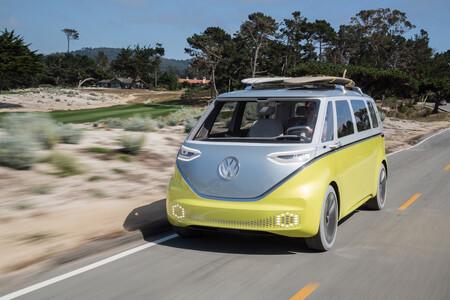 Volkswagen hará realidad ID Buzz, la versión eléctrica de su icónico microbus saldrá a la venta en 2023