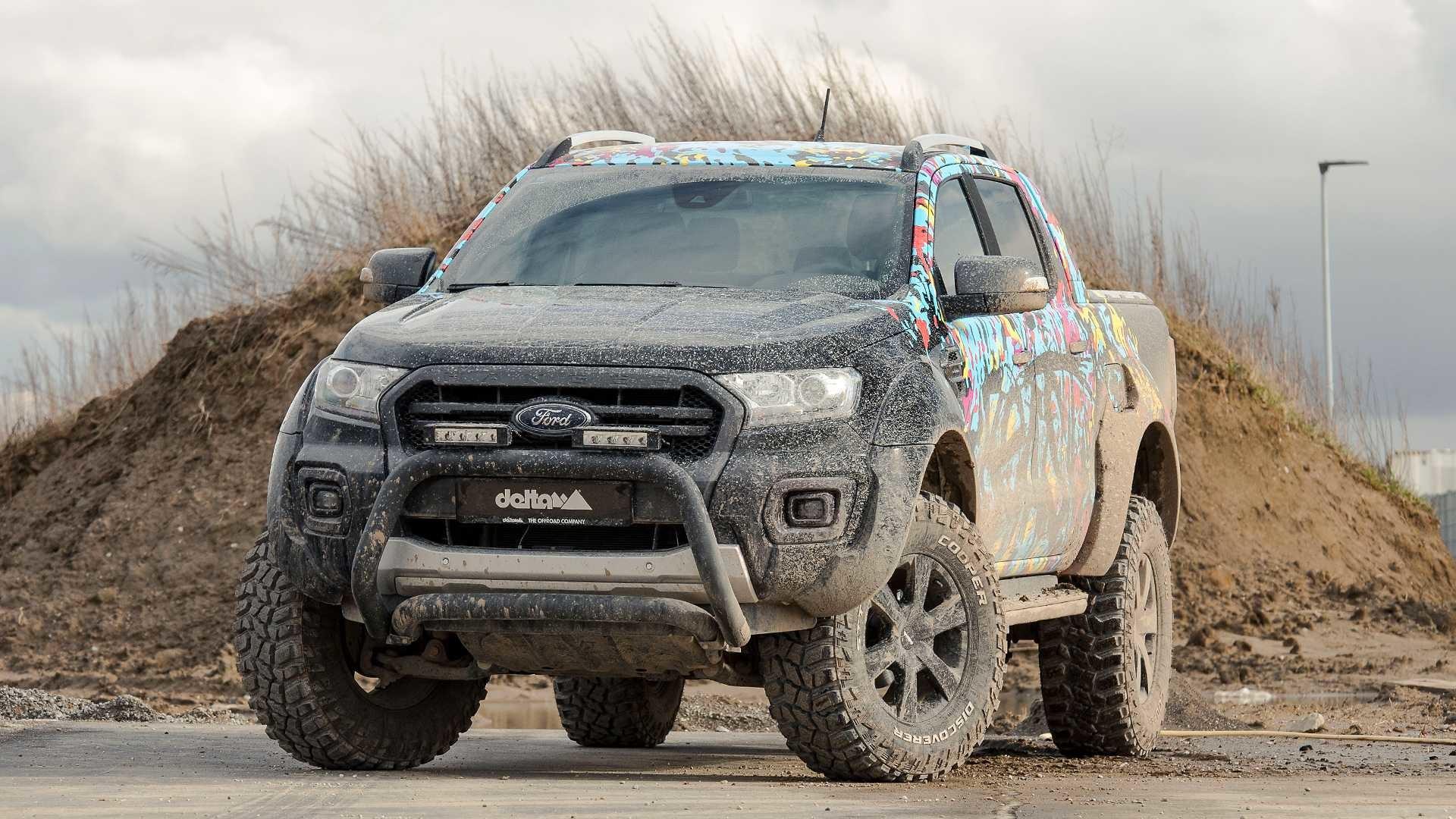 Ford Ranger por delta4x4