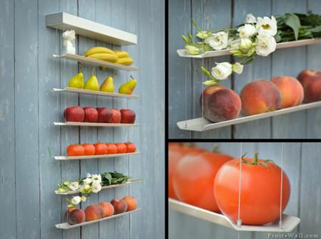 fruit wall