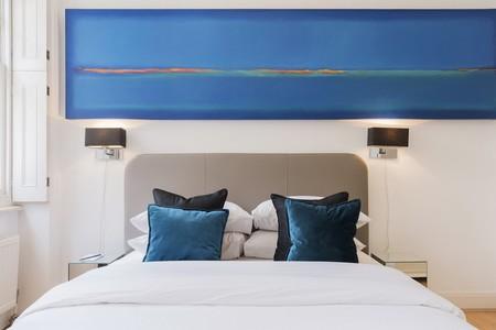 Airbnb Classic Blue Habitacion Privada En Londres