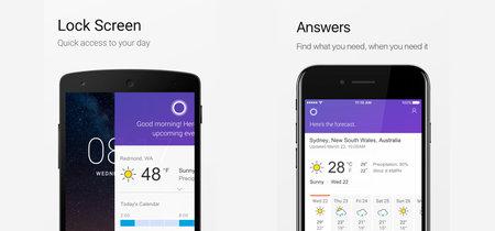 Cortana para Android estrena comandos de voz para la pantalla de bloqueo