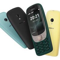 Nokia 6310: el icono regresa 20 años después con 4G, tres semanas de autonomía y el juego de la serpiente