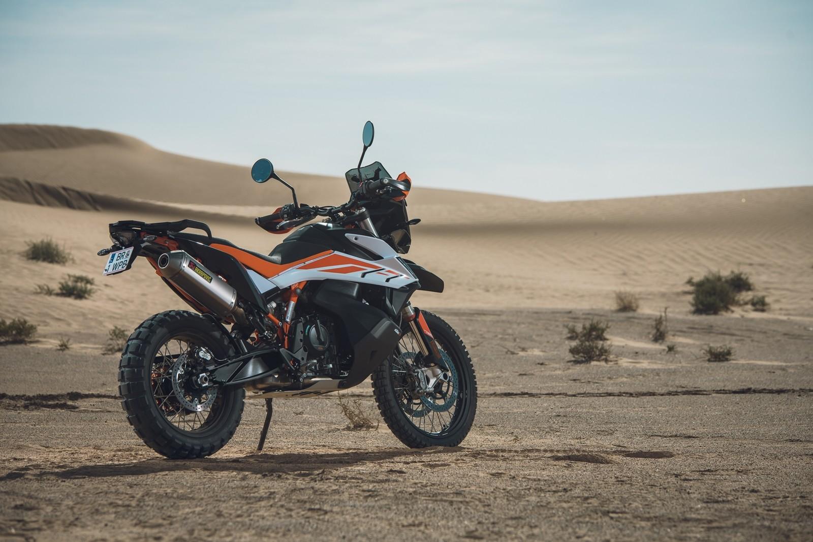 Foto de KTM 790 Adventure 2019, prueba (111/128)