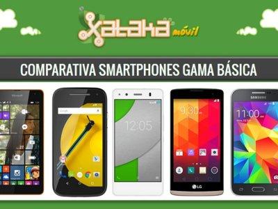 Así queda el primer Android One de bq frente a su competencia