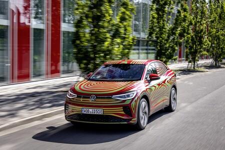 Volkswagen Id 5 X 2022 Teaser 002