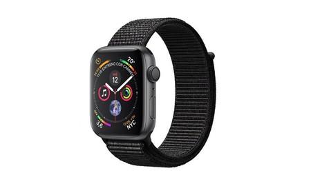Más barato todavía, el Apple Watch Series 4 de 44mm en gris espacial, nos sale en eBay, de importación, por sólo 389,99 euros