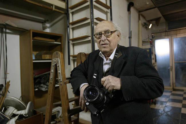 "Fallece Oriol Maspons en Barcelona, adiós al fotógrafo de la ""gauche divine"""