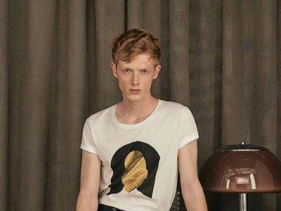 Linus Wördemann y Jeroen Teerlinck protagonizan la nueva campaña más rock y slim fit de Hugo Boss