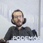No hay justificación posible para Pablo Echenique y su fraude a la Seguridad Social