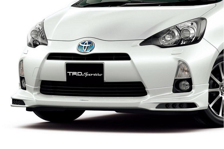 Foto de Toyota Aqua (JDM) (6/38)