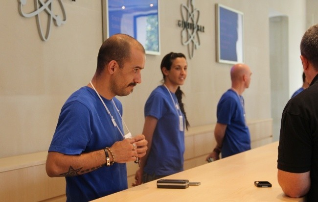 genius bar apple store passeig de gracia barcelona