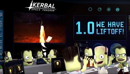 Cuatro años después, Kerbal Space Program 1.0 despega