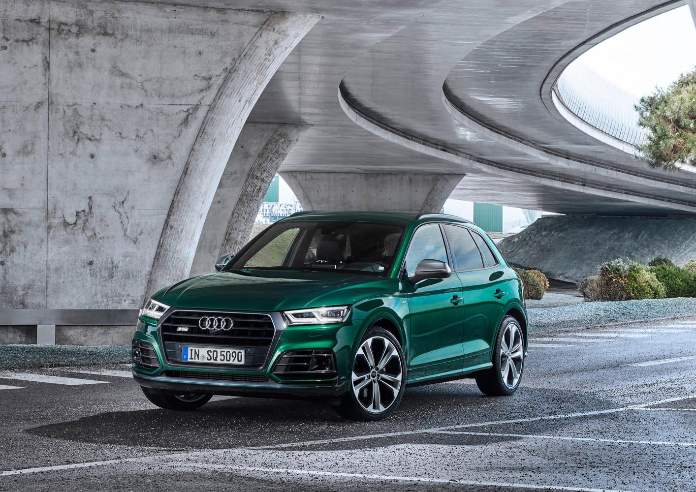 Foto de Audi SQ5 TDI 2019 (13/19)