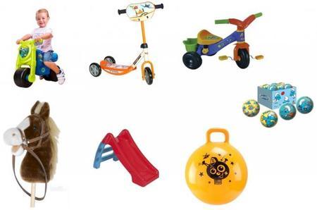 Regalos de Navidad: juguetes para moverse