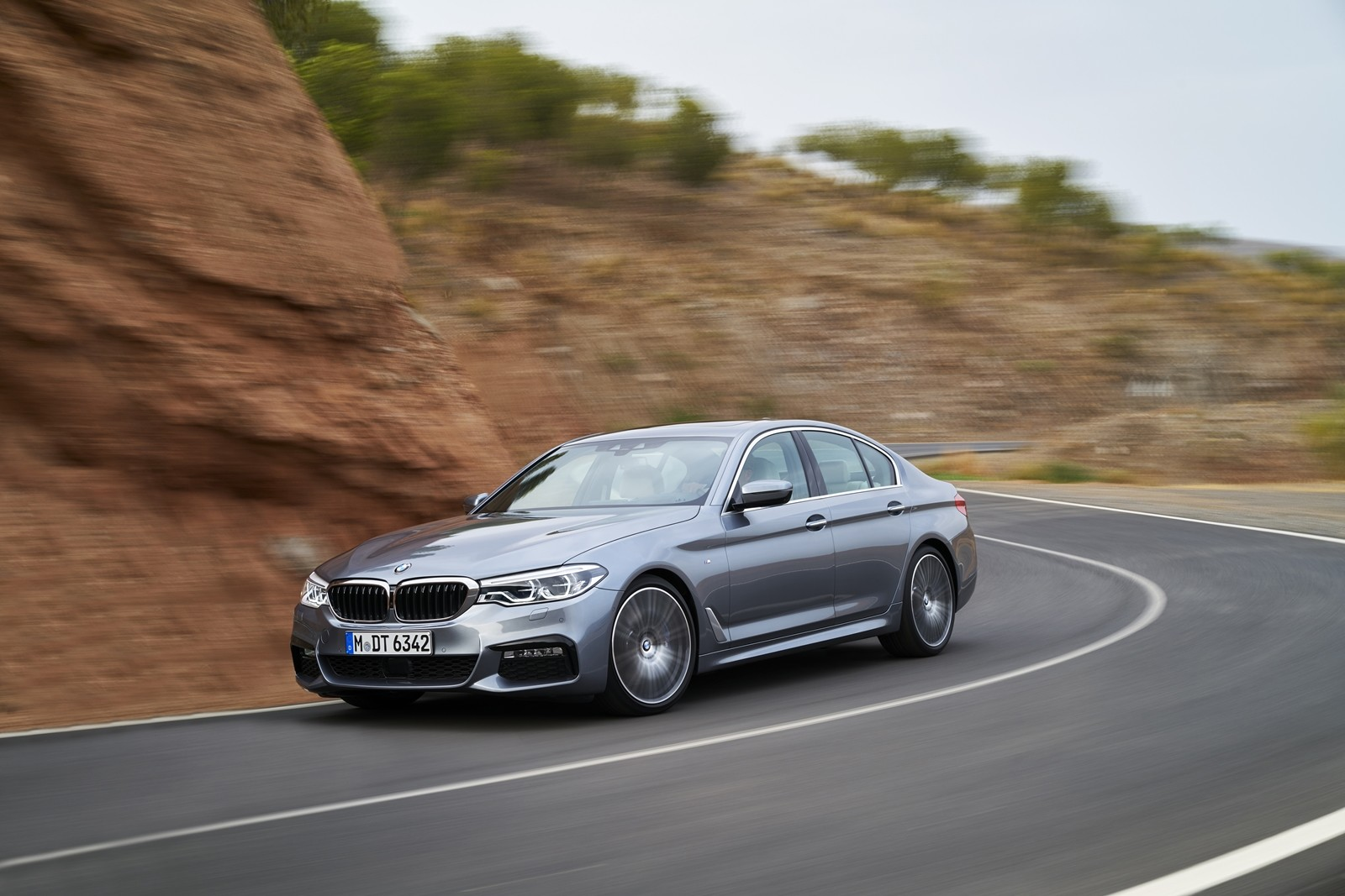 Foto de BMW Serie 5 2017 (59/134)