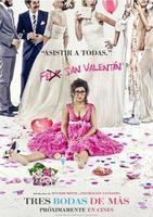 'Tres bodas de más', tráiler y cartel de la comedia de Javier Ruíz Caldera