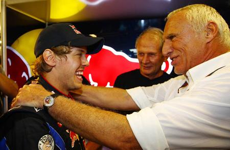 Dietrich Mateschitz afirma que Red Bull no retendrá a Sebastian Vettel