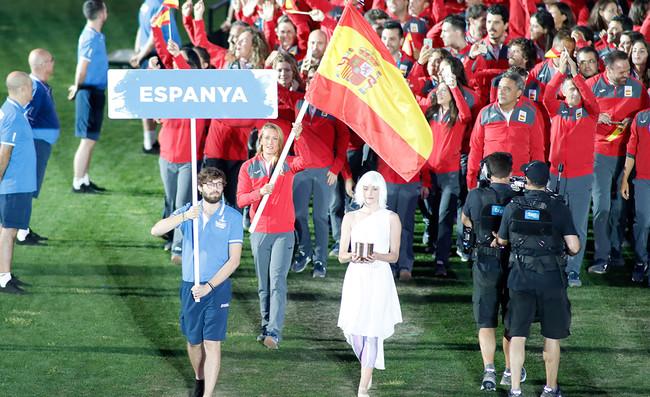 Todo lo que está pasando con los Juegos Mediterráneos es para llorar