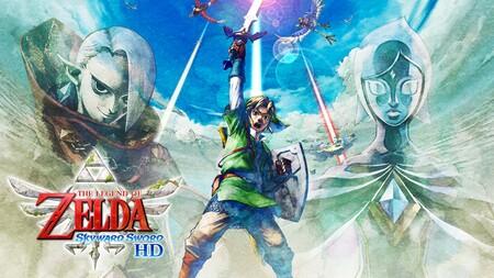 Jugamos 'The Legend of Zelda: Skyward Sword HD': la versión con gráficos y controles mejorados que el juego merecía