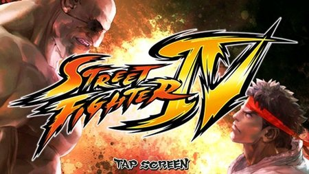 'Street Fighter IV' de la App Store rebajado temporalmente. Los beneficios se recaudarán para combatir la catástrofe nipona