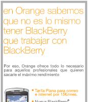 Orange también mejora sus tarifas de correo móvil
