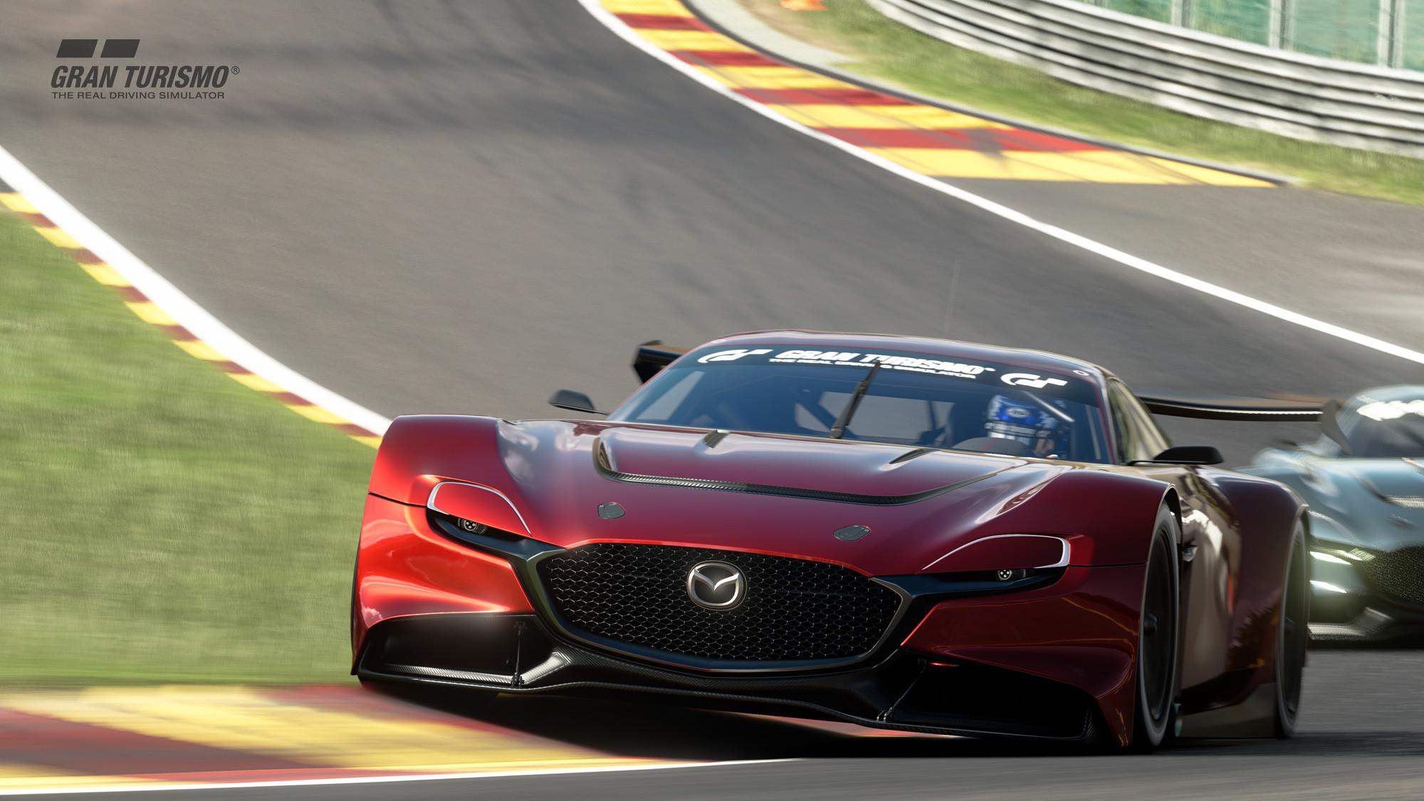 Foto de Mazda RX-Vision GT3 (13/24)