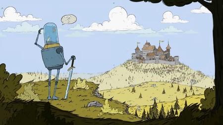 Anunciado Feudal Alloy, un metroidvania protagonizado por robots medievales