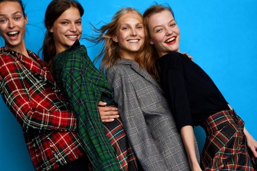 La nueva colección de Zara otoño 2018 te va a dejar a cuadros (de manera  literal) 453114307e1e