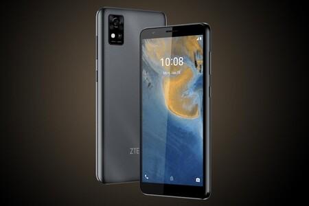 ZTE Blade A31: un gama de entrada compacto con Android 11 Go y NFC