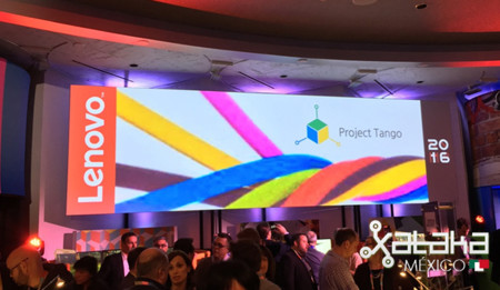 Lenovo Proyecto Tango