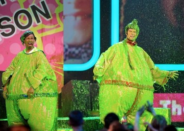 Kid's Choice Awards: que pasen las celebrities más internacionales