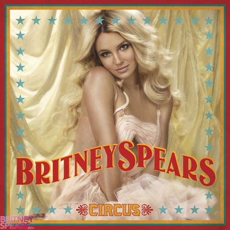 Britney Spears presenta la portada de su nuevo disco