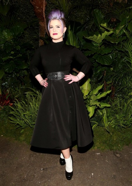 Kelly Osbourne Nyfw 2015