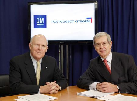 General Motors sale del accionariado de PSA y pierde millones