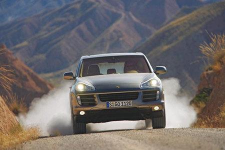 Porsche Cayenne Diesel Tiptronic, precios para España