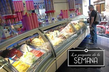 ¿Cómo os gusta más pedir el helado, en vasito o cucurucho? La pregunta de la semana