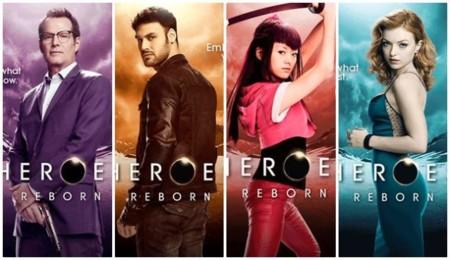 Heroes Reborn Nuevos Clips1